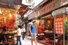 Bí quyết mua sắm thả ga khi đến Hong Kong