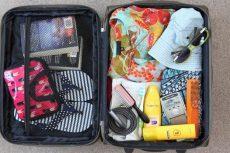 Một số quy định về hành lý khi đi máy bay
