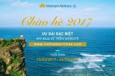 Vietnam Airlines siêu khuyến mãi vé máy bay 299000 đồng