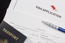 Xin visa cần giấy tờ gì?
