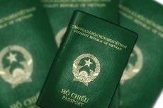 Những thông tin chính trong Passport