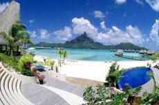 Đảo Bora Bora: Thiên đường du lịch mới tại Pháp bạn nên trải nghiệm