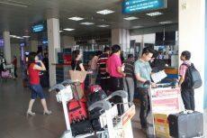 Cân nặng hành lý khi đi máy bay