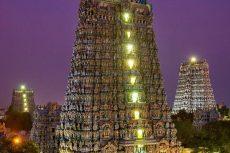 Vẻ đẹp đền Meenakshi: Độc đáo và hoành tráng của đất nước Ấn Độ